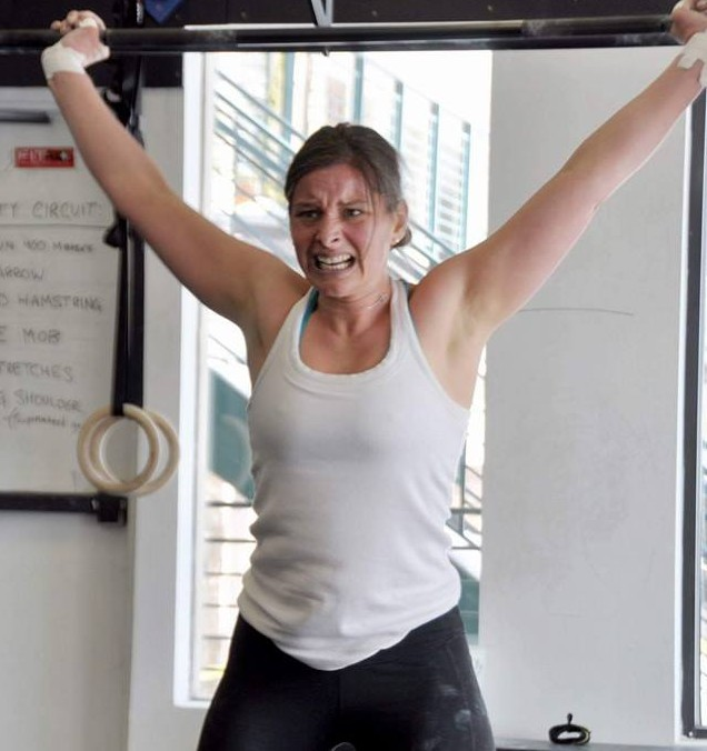 Missy Frazier-Winefeldt Coaches CrossFit in Denver at CrossFit Watchtower in Englewood CO